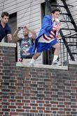 Stunt Men and Gerard Butler