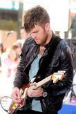 Dave Welsh of The Fray and Rockefeller Plaza