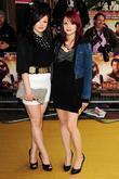 Kathryn Prescott and Megan Prescott