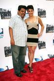 Luis guzman and Liz Gardner