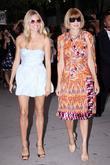 Sienna Miller and Anna Wintour