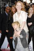 Anne Heche and her son Homer