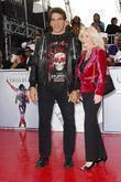 Lou Ferrigno and his wife Carla Ferrigno