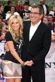 Ashley Tisdale and Kenny Ortega