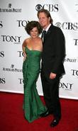 Actress Marcia Gay Harden and guest The 63rd...
