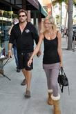Tori Spelling and Husband Dean Mcdermott