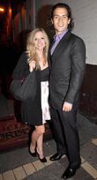Henry Cavill and Katie Hurst