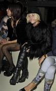 Jaime Winstone 25th anniversary London Fashion Week Spring/Summer...