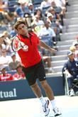 Roger Federer and Billie Jean King