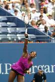 Serena Williams and Billie Jean King