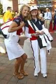 Christie Brinkley and Billie Jean King