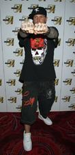 Former rapper Vanilla Ice