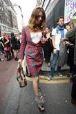 Joss Stone  25th anniversary London Fashion Week...