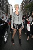 Sarah Harding  25th anniversary London Fashion Week...