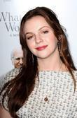 Amber Tamblyn Los Angeles Premiere of 'Whatever Works'...
