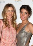 Whitney Port and Samantha Swetra