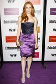Jaime Ray Newman and Entertainment Weekly
