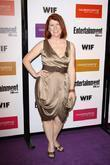 Kate Flannery and Entertainment Weekly