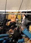 Reese Witherspoon and Paul Rudd filming on location at Ben Franklin Parkway