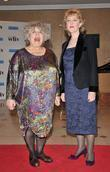 Miriam Margolyes and Patricia Hodge