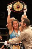 Myriam Lamare of France wins