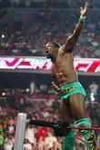 Kofi Kingston WWE Raw held at the Verizon...