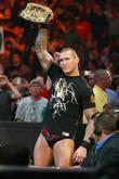 Randy Orton WWE Raw held at the Verizon...