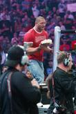 Batista WWE Raw held at the Verizon Center....