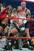 Triple H, Vince McMahon and Big Show WWE...