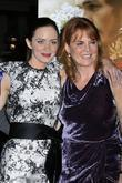 Emily Blunt and Producer Duchess Of York Sarah Ferguson