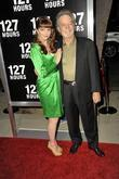 Amber Tamblyn and Russ Tamblyn Los Angeles Premiere...