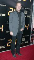 Actor Kiefer Sutherland  attends the TV show...