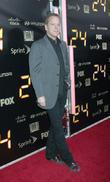 actor kiefer sutherland attends the tv show 24 seri