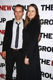 Alessandro Nivola and Emily Mortimer The Opening night...