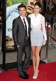 Zac Efron and Amanda Crew