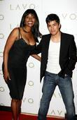 Erika Alexander and Jeremy Ray Valdez