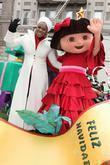 India Aire 84th Macy's Thanksgiving Day Parade in...