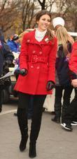 Victoria Justice 84th Macy's Thanksgiving Day Parade in...