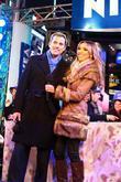 Bill Rancic and Giuliana Depandi