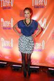 Adrienne Bailon Three-O Vodka's launch party for their...