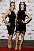 Liane Balaban and Rachel Blanchard