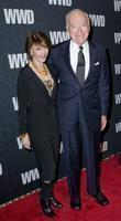 Evelyn Lauder and Leonard Lauder