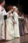 Alexander Hanson, Bernadette Peters, Elaine Stritch, and cast...