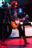 ace frehley american guitarist performing live in c