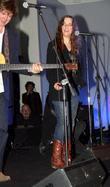 Singer Patti Smith