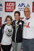 Abbe Land, John Heilman 26th Annual AIDS Walk...