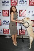 Andrea McArdle 26th Annual AIDS Walk Los Angeles...