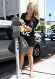 Ali Fedotowsky  'The Bachelorette' star paying a...