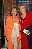 Judge Judy Sheindlin, Barbara Walters and Michael Feinstein