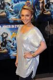 Hayden Panettiere UK premiere of Alpha and Omega...